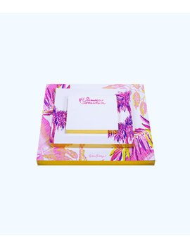 Notepad Set by Lilly Pulitzer