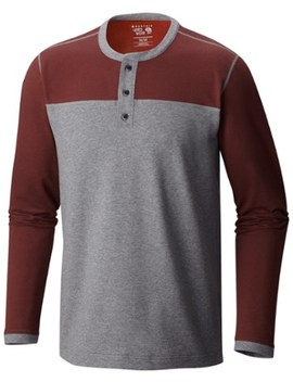 Mountain Hardwear   Cragger Henley Shirt   Men's by Mountain Hardwear