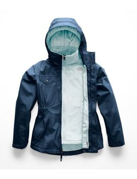 Girls' Osolita 2.0 Triclimate® Jacket by The North Face