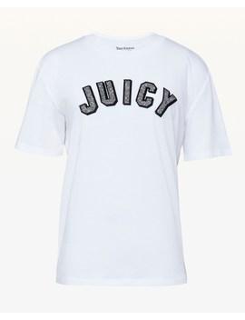 Crystal Juicy Tee by Juicy Couture