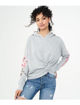 Lld Let Me Dream Pullover Hoodie by Aeropostale