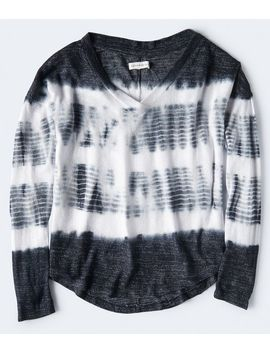 Lightweight Tie Dye Sweater by Aeropostale