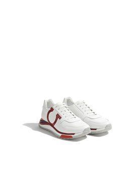 Rainbow Running Sneaker Shoe by Salvatore Ferragamo