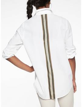 Marinwood Stripe Shirt by Athleta