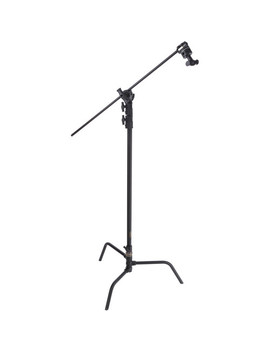 Turtle Base C Stand Kit   10.75' (Black) by Impact