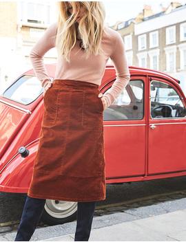 Burston Skirt by Boden