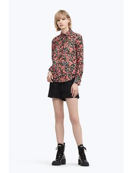 Floral Print Blouse by Marc Jacobs