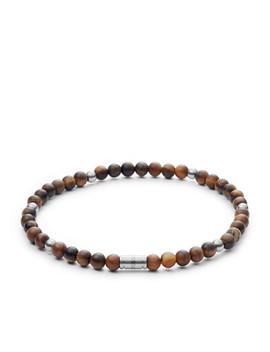 tigers-eye-bracelet by fossil