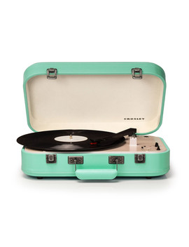 Portable Coupe Turntable by Crosley Radio