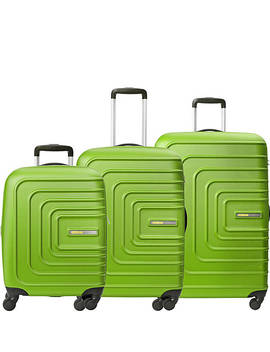 Sunset Cruise 3pc Hardside Expandable Spinner Luggage Set  E Bags Exclusive by American Tourister