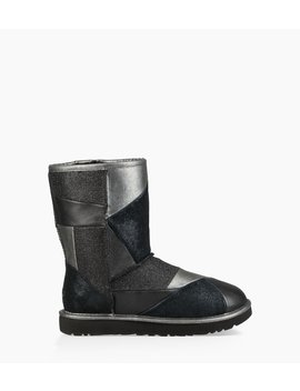 Classic Glitter Patchwork Boot by Ugg