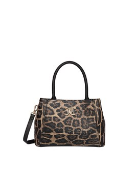 Dawson Leopard Print Satchel by Juicy Couture