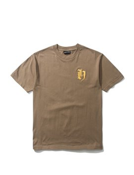 H Crest T Shirt by The Hundreds