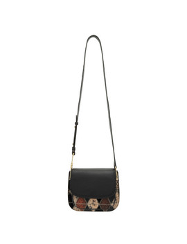 Ryan Mixed Media Crossbody by Sam Edelman