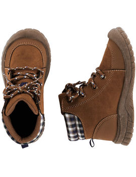 Osh Kosh Bump Toe Boots by Oshkosh