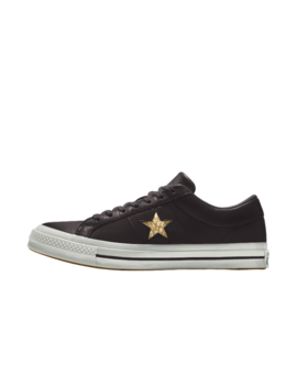 Converse Custom One Star Glitter by Converse