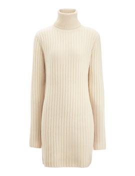 Rib Tunic Soft Wool Knit by Joseph