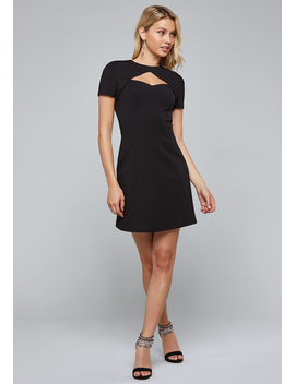 fit-&-flare-evening-dress by bebe