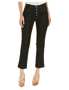 Ag Jeans The Isabelle Indigo Autumn High Rise Straight Crop by Ag Jeans