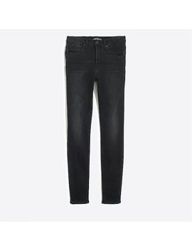 "10"" High Rise Skinny Jean In Allenham Wash by J.Crew"
