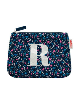 Eiderdown Ditsy Initial Pouch  R by Cath Kidston