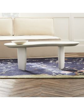 Jelly Bean Coffee Table by Crate&Barrel