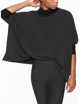 Insights Mock Neck Top by Athleta