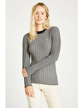 Rosefield Rib Jumper by Jack Wills
