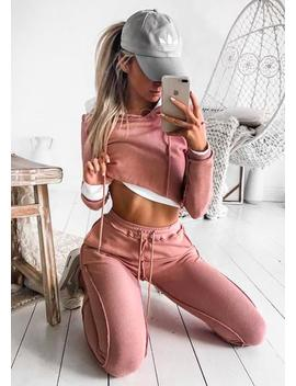Hadid Jogger Set by Luxe Fashion Label