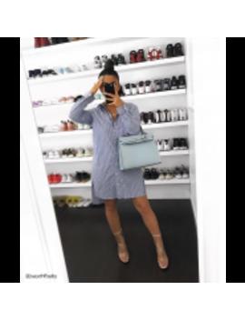 Grace Bag Light Blue by Fashion Drug