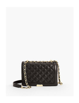 Quilted Chain Strap Handbag by Talbots