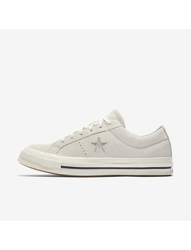 Converse One Star Precious Metal Suede Low Top by Nike