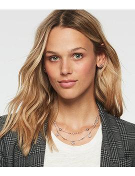 Mini Petal Collar Necklace by Henri Bendel