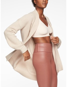Wool Cashmere Lucca Wrap by Athleta