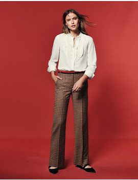 British Tweed Pants by Boden