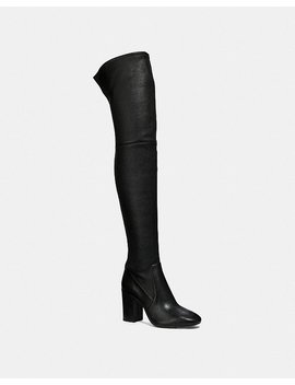 Giselle Over The Knee Boot by Coach