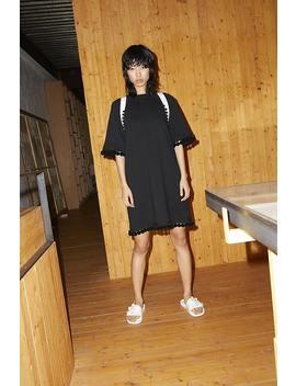 Pompom Sweatshirt Dress by Marc Jacobs