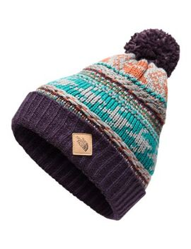 Fair Isle Beanie by The North Face