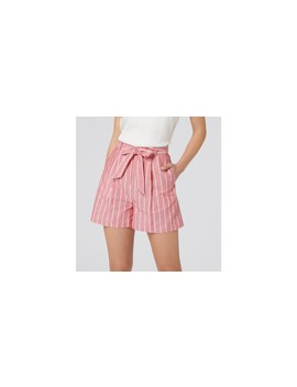 Polly Co Ord Paper Bag Shorts by Forever New