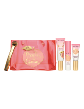 Perfectly Peach Complexion Kit by Too Faced