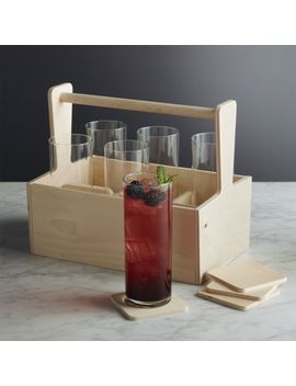 Nomad Highball Set by Crate&Barrel