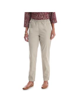 Chic Women's Elastic Waist Pants by Kmart