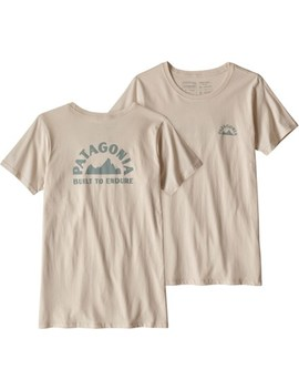 Patagonia   Geologers Organic Crew T Shirt   Women's by Patagonia