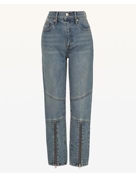 Jxjc Zip Leg Moto Girlfriend Jean by Juicy Couture