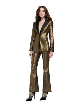 Kylyn Zip Flare Pant by Alice And Olivia