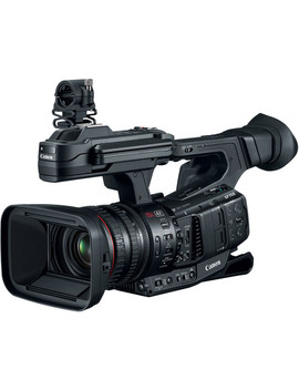 """Xf705 4 K 1"""" Sensor Xf Hevc H.265 Pro Camcorder by Canon"""