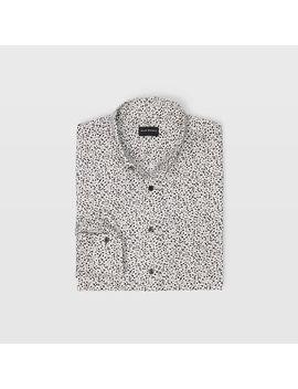 Slim Jackson Floral Shirt by Club Monaco
