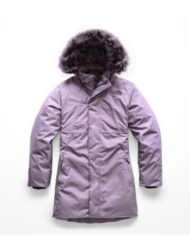 Girls' Arctic Swirl Down Parka by The North Face