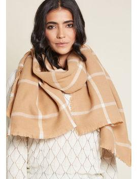 Ensemble Architect Blanket Scarf by Modcloth