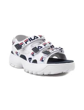 Womens Fila Disruptor Sandal by Read Reviews